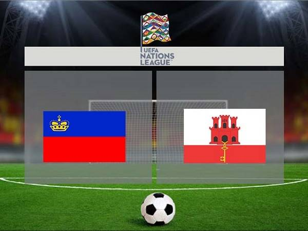 Soi kèo Liechtenstein vs Gibraltar 23h00, 10/10 - UEFA Nations League