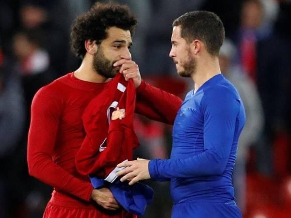Tin HOT bóng đá 2/4: Salah bất ngờ động viên Hazard