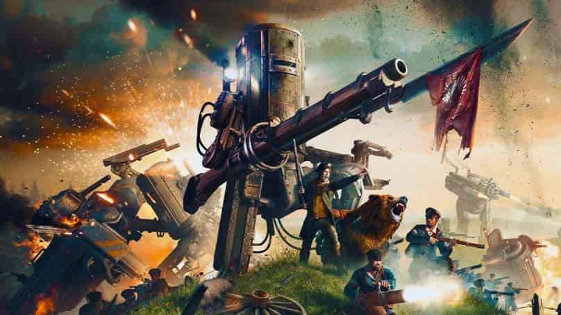 """Iron Harvest phát hành Bản mở rộng """"Operation Eagle"""" trên PC"""